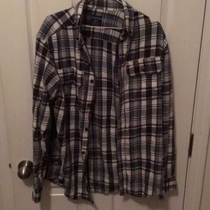 Men's Faded Glory Flannel